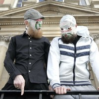 The Rubberbandits called Newstalk live after 'taking legal yips'