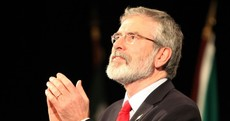 Just how damaged is Gerry Adams?