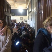 Trinity students clamour for larger Amy Poehler venue as queue for tickets grows