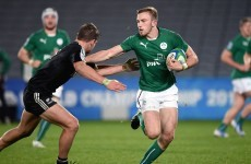Two Connacht prospects have been brought into the Ireland U20s team for Wales