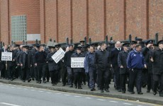 "Prison officers vote on industrial action is ""an opening salvo"""