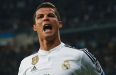'I won't speak to the press again this season' - Ronaldo angry after Schalke scare