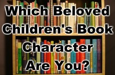 Which Beloved Children's Book Character Are You?