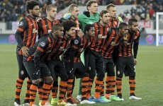 Homeless & with a war blitzing their country, Shakhtar still have hope