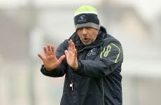 One of the key men behind Connacht's revival is leaving at the end of this season