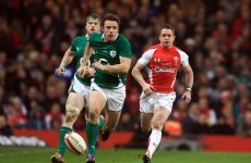 Shane Williams looks back on fearful days against 'best tactical defender' Tommy Bowe