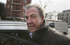 "Clarkson to reporters: ""Just off to the job centre"""