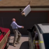 Breaking Bad fans are throwing pizza at Walter White's house, and the owner isn't happy