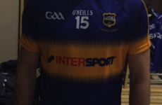 Here's what the new Tipperary GAA jersey will look like