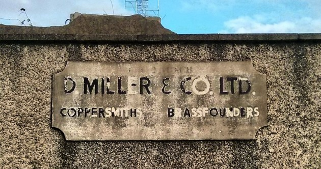 These ghost signs are a window into Dublin's fading past
