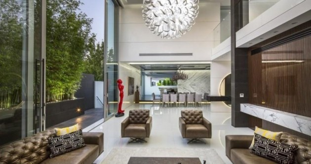 Take a break and look at the ad for this $10 million home