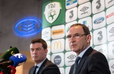 'Young players not ready to step up at this critical stage' - O'Neill