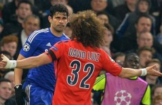 David Luiz apologises for celebrating against Chelsea, insists he's friends with Costa