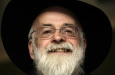 Author Terry Pratchett has died at the age of 66