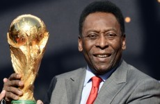 Pele says Cristiano Ronaldo better than Lionel Messi