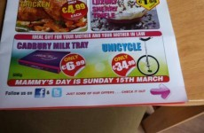 This Dublin supermarket is winning with its Mother's Day marketing