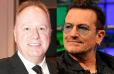 Tony Fenton did one last big interview with Bono and we'll get to hear it soon