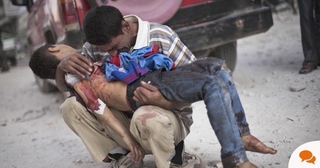 Beheadings, kidnappings and refugees: The horror of Syria is entering its fifth year