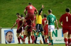 If Wales offload tomorrow like their U20s just did, the Irish Grand Slam dream is dead