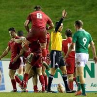 If Wales offload tomorrow like their U20s just did, the Irish Grand Slam dream is dead