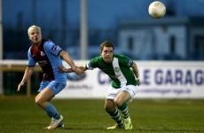 An ex-Premier League midfielder created the winner as Drogheda's dream start continues