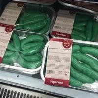 SuperValu has turned our beloved Superquinn sausages green