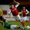 The form sharpshooter in the league looked very clinical in Inchicore