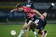 Dundalk showed last night in Derry exactly why they won the title last season