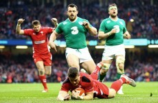 Ireland's Grand Slam dream ended by ferocious Wales win in Cardiff