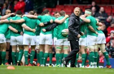 'We've only got ourselves to blame' -- Joe Schmidt