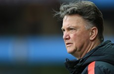 Louis van Gaal: 'If the chemistry between me and the players is not good anymore, I'll leave'