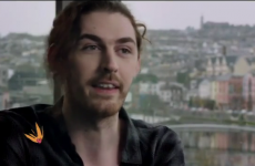 Hozier talked about cheese sandwiches with Taylor Swift