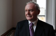 Paudie McGahon's alleged abuser was on Gerry Adams list