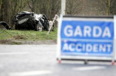 Man killed in three vehicle crash in Carlow