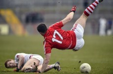 Cork come from five points down to claim key win as Tyrone face relegation fears