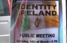 "Gardaí probe assault at meeting of party that wants ""proper border control"""