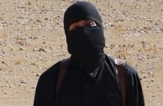 'Feel it? Cold, isn't it?' - Jihadi John caressed hostage's neck with knife blade