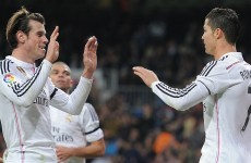 Ancelotti defends Ronaldo after bizarre reaction to Bale goal
