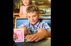 This card prank proves that little sisters just can't be trusted