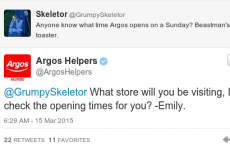 All 80s kids will appreciate this excellent Argos Twitter trolling
