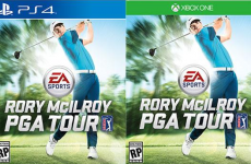 Move over Tiger, Rory McIlroy's the new face of EA Sports' golf games