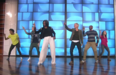 Michelle Obama danced to Uptown Funk with Ellen - and it was amazing