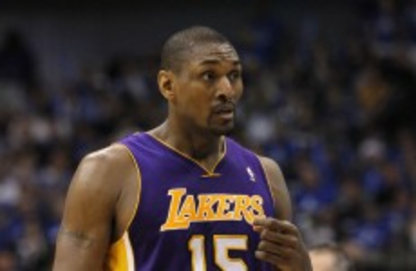 Ron Artest's move to the Cheshire Jets somehow gets weirder · The42