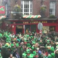 Here's how Temple Bar is faring today...