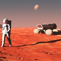 The Mission to Mars is a complete sham...