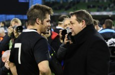 'Rugby will become boring if we don't rip up the law book' - Steve Hansen