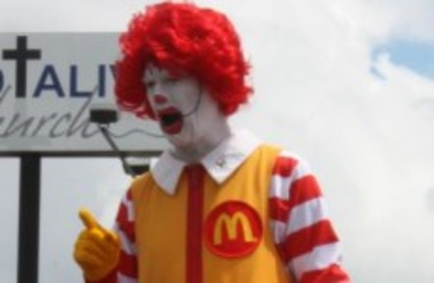 Burger Wars - McDonald's have now officially objected to Supermac's Australian project