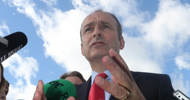 Just what exactly is going on with Fianna Fáil? (And is Micheál Martin safe?)