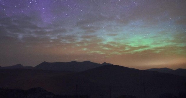 Seen in Ireland: Gorgeous pictures of the Northern Lights