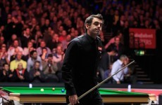 'I'm not that bothered by the World Championships' - Ronnie O'Sullivan